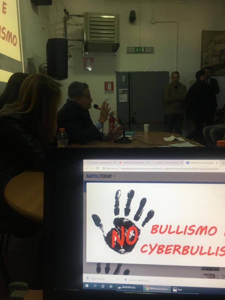 Bullismo e Cyberbullismo 2020